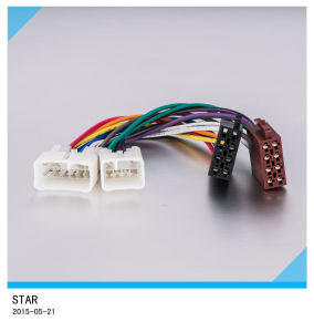 china high quality replacemaent suitable for toyota auto 20 pin, Wiring diagram