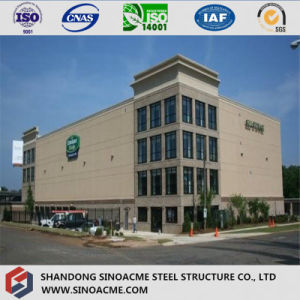 Pre Engineered Steel Structure Prefab Building for Europe pictures & photos