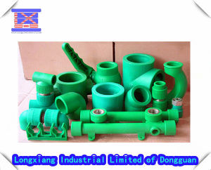 Customized Plastic Injection Mould for Drainpipes pictures & photos
