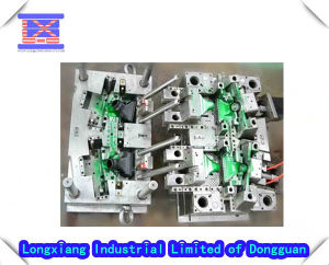 Complex Precision Plastic Injection Mould for Auto Parts pictures & photos