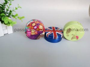 Printed Metal Cosmetic Wax Packaging (PPC-ATC-087) pictures & photos