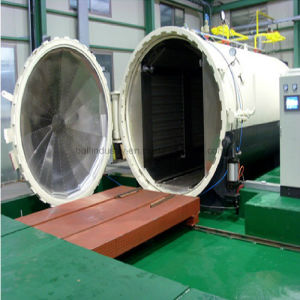 Technical Advance Car Glass Making Machine/High-Pressure Autoclave pictures & photos