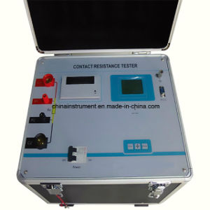 Gdhl Series Automatic Contact Resistance Tester for Vacuum Circuit-Breaker pictures & photos