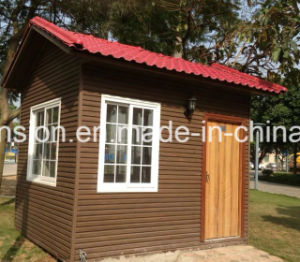 Low Profit High Quality Mobile Prefabricated/Prefab House/Villa for Hot Sale pictures & photos
