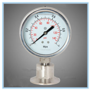 All Ss Worldwide Used Diaphragm Pressure Gauge Manufacturer pictures & photos