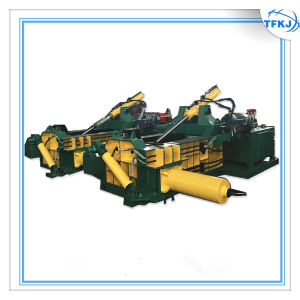 Car Shell Metal Used Tire Baler pictures & photos