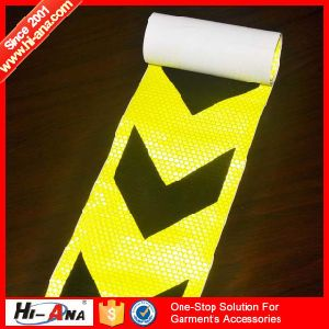 OEM Custom Made Top Quality High Visibility Checkered Reflective Tape pictures & photos