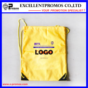 Promotional Polyester Drawstring Bag (EP-B6192) pictures & photos