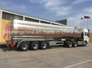 380HP Sinotruk HOWO 8X4 Oil Tank Truck 33m3 pictures & photos