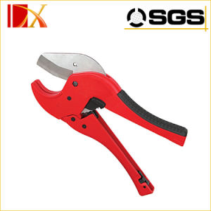 Plastic Sprayed and Chromed PVC Pipe Cutter