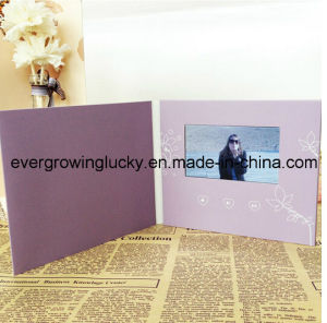 2016 Handmade Video LCD Card pictures & photos
