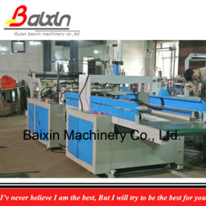 High Speed T-Shirt Bag Making Machine (BX-DFRT) pictures & photos