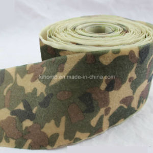 2015 Popular Printed Camouflage Hook and Loop pictures & photos