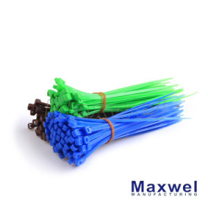 UV Resistant Plastic Release Cable Ties in China pictures & photos