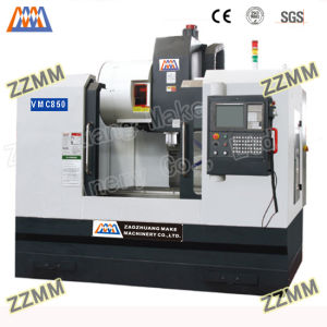 Precise and Quick CNC Machine Center (VMC850/VMC1050 CNC) pictures & photos