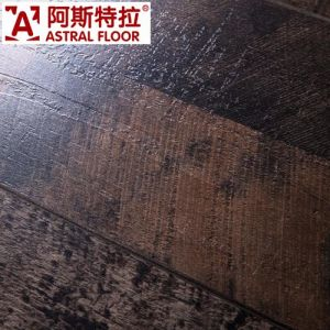 E0 AC3 Waterproof HDF Laminate Flooring pictures & photos