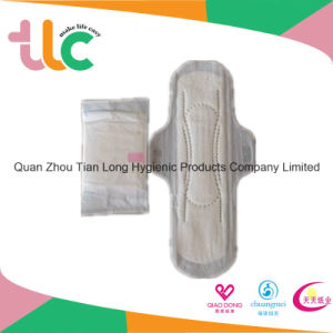 2016 Disposable Cotton Sanitary Napkin Manufacturer pictures & photos