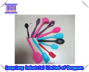 OEM Silicone Mould for Rubber Spoon Fork in China pictures & photos
