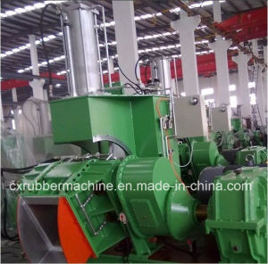 Rubber Dispersion Mixer Machine, Rubber Kneader Machine pictures & photos