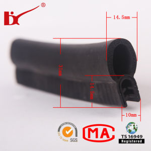 Customised Rubber Seal Strips Used in Car Door pictures & photos