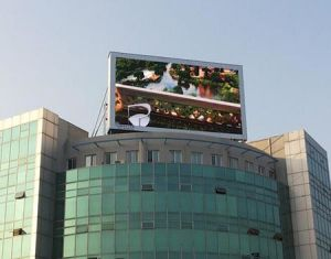 P16 Outdoor LED Video Screen for Wall Building pictures & photos