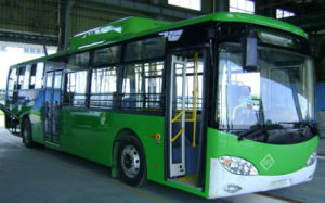 Dongfeng EQ6120 CNG City Bus/12m Bus pictures & photos