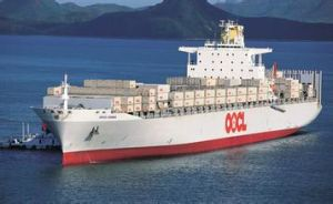 Oocl Container Shipping to Europe pictures & photos