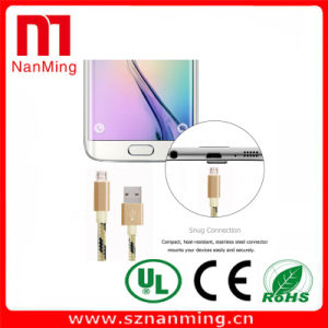 USB to Micro-USB Charge and Data Cable for Android Devices pictures & photos