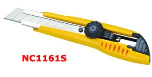 18mm Snap-off Plastic Knife (NC1161) pictures & photos