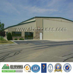 Prefabricated Modular Building for Workshop or Warehouse pictures & photos