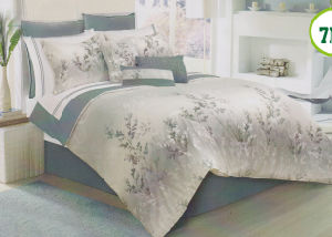 Bedding Set Printed Microfiber Comforter Set pictures & photos
