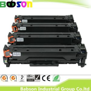 in Promotion Compatible Color Toner Cartridge for HP Cc530A, Cc531A, Cc532A, Cc533A Hot Sale/Favorable Price pictures & photos