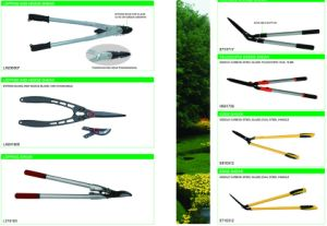 Best Aluminum Long Handle Rubber Grip Telescopic Hedge Shears pictures & photos