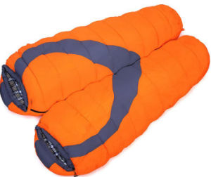 Manufacturers Supply Wholesale Outdoor Autumn Winter Sleeping Bag pictures & photos