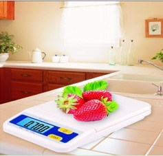 Digital Kitchen Scale with Back-Light B07 pictures & photos