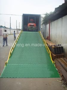 Movable Hydraulic Dock Ramp Loading Ramp (LZ-YDQ)