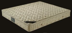 Factory Price Cheap Euro-Top Bonnell Spring Bed Mattress pictures & photos