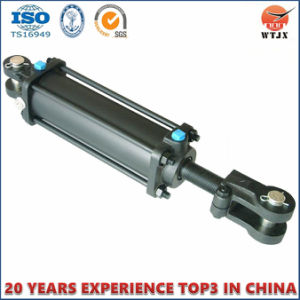 ODM/OEM Double Acting Tie Rod Hydraulic Cylinder pictures & photos