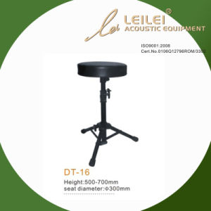 Adjustable Three Legs Drummer′s Throne Dt-16 pictures & photos