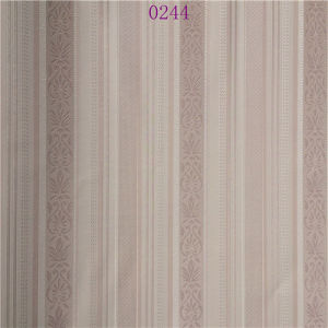 Beautiful America TV Setting Type Pink PVC Wallpaper pictures & photos