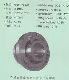 Nonstandard Slurry Pump Mechanical Seal (HT5)