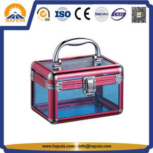 New Design Acrylic Cosmetic Organizer Display Box (HB-2101) pictures & photos