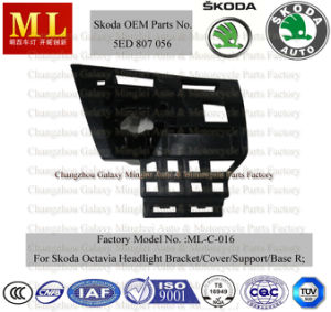 Auto Headlight Bracket for Skoda Octavia From 2012 (5ED 807 055) pictures & photos