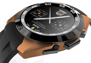 Thin Smart Watch for Ios Android Support Bluetooth 4.0 Touch Screen Round pictures & photos