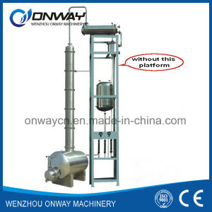 Jh Hihg Efficient Factory Price Stainless Steel Solvent Acetonitrile Ethanol Distillery Equipments Alcohol Whisky Distillery pictures & photos