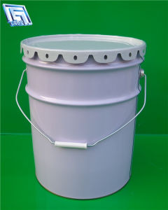 European Standard White Metal Drum for Epoxy Paint Packing