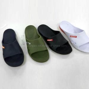 New Style Men EVA Garden Shoes Beach Slipper (FY2016-5) pictures & photos