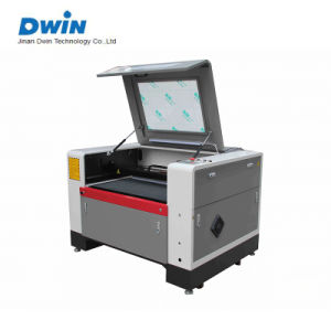 Leather Fabric Textile CO2 Laser Cutting Machine Price pictures & photos