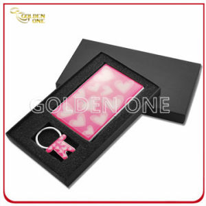 Fashion Colorful Card Holder and Kay Ring Gift Set pictures & photos