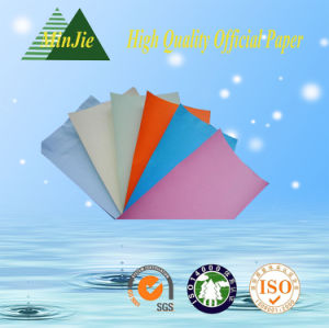 80GSM Colorful Offset Printing Paper A4 Size Paper pictures & photos